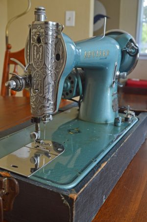 1947 brother sewing machine