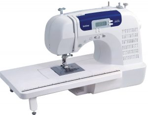 Brother CS6000i overall view